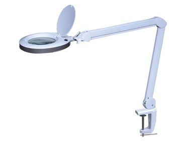 LED-LOEPLAMP 8 DIOPTRIE - 8 W - 60 LEDs - WIT (VTLLAMP4WN)