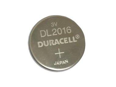 DURACELL - LITHIUM KNOOPCEL 3 V - DL2016 BL2 - 2  st. (BDCR2016-BL2)