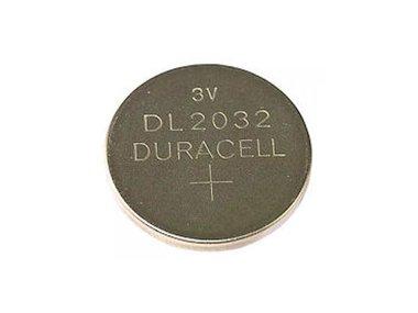 DURACELL - LITHIUM KNOOPCEL 3 V - DL2032 BL2 - 2  st. (BDCR2032-BL2)