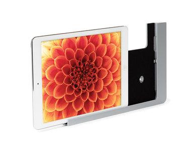 Premium wandhouder - voor iPad® 10.2 - Super Silver (TAM510170)