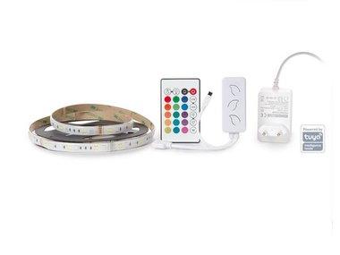 SMART WIFI RGB-LEDSTRIP KIT - KOUDWIT & WARMWIT (SMART1230)