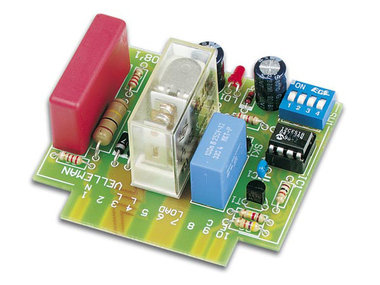 TIMER - ON/OFF MODULE MET RELAIS (K8008)/opruiming