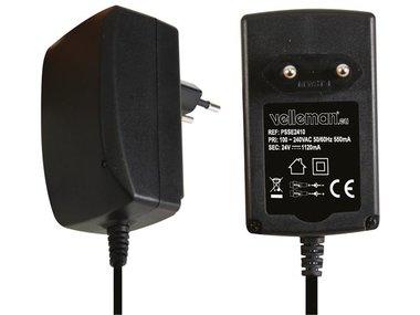COMPACTE SCHAKELENDE VOEDING 24VDC 1120mA 27W (PSSE2410)/opruiming