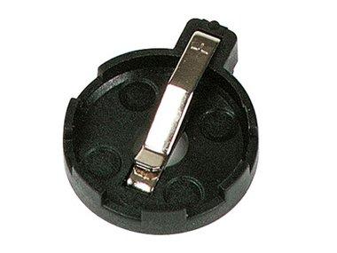 BATTERIJHOUDER VOOR LITHIUMCEL Ø 19mm (CR2032) (BH-001) per 10st