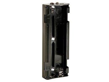 BATTERIJHOUDER VOOR 6 x C-CEL (VOOR BATTERIJCLIPS) (BH261B)