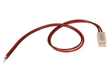 PRINTCONNECTOR - VROUWELIJK - 2 CONTACTEN / 20cm (BTWF2)