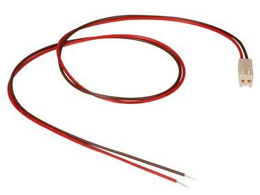 PRINTCONNECTOR - VROUWELIJK - 2 CONTACTEN / 40cm (BTWF2/40)