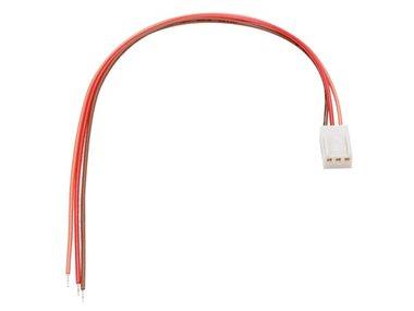 PRINTCONNECTOR - VROUWELIJK - 3 CONTACTEN / 20cm (BTWF3)