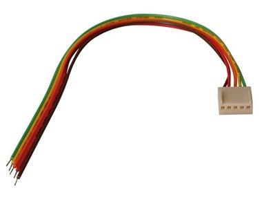PRINTCONNECTOR - VROUWELIJK - 5 CONTACTEN / 20cm (BTWF5)