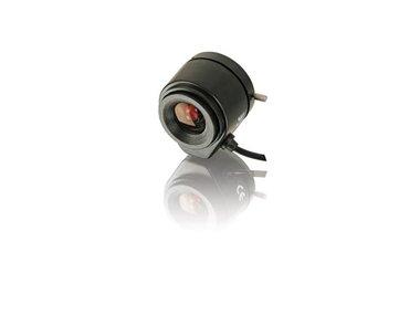 AUTO-IRIS CCTV GROOTHOEKLENS 4mm / f1.4 (CAML15)
