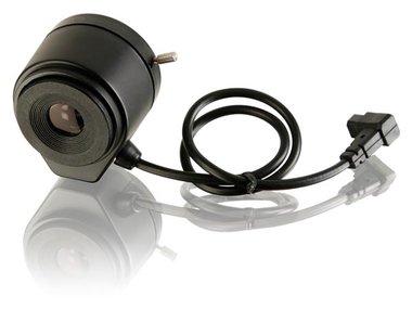 CCTV AUTO-IRIS TELELENS 12mm / f1.2 (CAML18)
