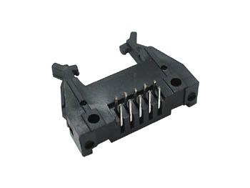HAAKSE 10P PCB HEADER CONNECTOR (CC033) per 10st