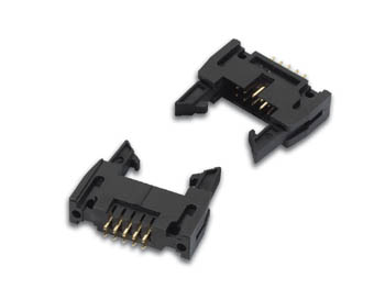 10P PCB HEADER CONNECTOR (CC042) per 10st