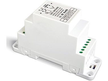 LED DIMMER - VOOR DIN RAILS - 1 KANAAL (CHLSC11)