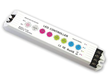 ONTVANGER VOOR RGB LED CONTROLLER - VOOR CHLSC17TX (CHLSC17RX)