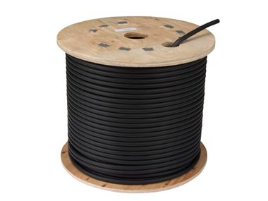 4-ADERIGE RGB-KABEL VOOR LED-STRIPS - 4 x 1,5 MM² (100 M) (CHLWIRE15)