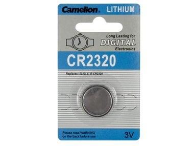 LITHIUM 2320 3.0V-135mAh (1st/bl) (CR2320C)