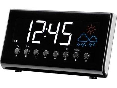 CR-718 - WEKKERRADIO MET FM-RADIO EN WEERSINDICATIE (DV-10905)