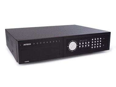 HD CCTV REAL-TIME HYBRIDE-VIDEORECORDER - 16-KANALEN - PUSH VIDEO/STATUS - EAGLE EYES - IVS - NVR (DVR16T2)