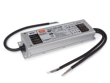 SWITCHING POWER SUPPLY - SINGLE OUTPUT - 240 W - 24 V (ELG-240-24B)