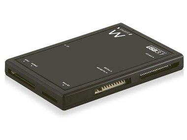 EWENT - EXTERNE USB 3.1 MULTIKAARTLEZER (EM1074)