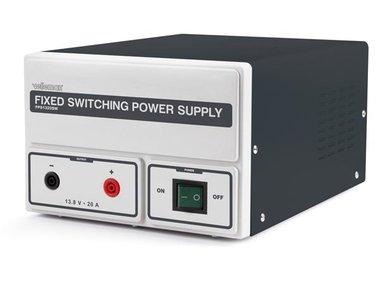 VASTE SCHAKELENDE VOEDING 13.8 VDC / 20 A (FPS1320SM)