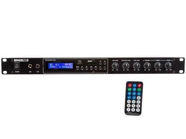 PA-VERSTERKER MET MP3-SPELER - 2 x 100 W (HQAA10005)
