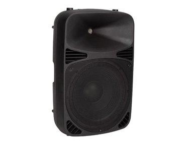 FluidE 10 - ACTIEVE LUIDSPREKER MET MP3-/USB-SPELER - 10 - 120 W (HQSA1002)