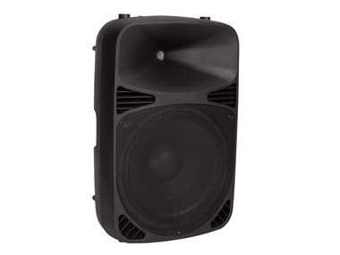 FluidE 15 - ACTIEVE LUIDSPREKER MET MP3-/USB-SPELER - 15 - 300 W (HQSA1004)