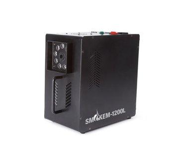 ROOKMACHINE - 1200 W - MET RGB-LEDEFFECT (HQSM10008)
