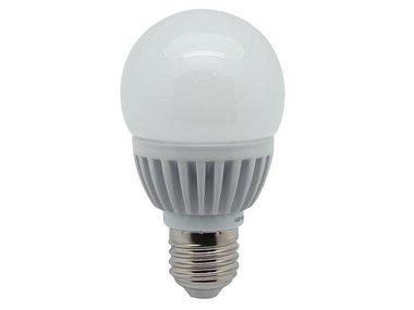 LEDLAMP - STANDAARD - 6 W - E27 - 230 V - WIT (LAL1G2A)