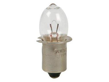 RESERVELAMP SERIE 105 6V/750mA (2st./bl) (LAMP105)