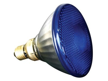 SYLVANIA HALOGEENLAMP 80 W / 240 V, PAR38, E27, FL 30°, BLAUW (LAMP80P38SB)