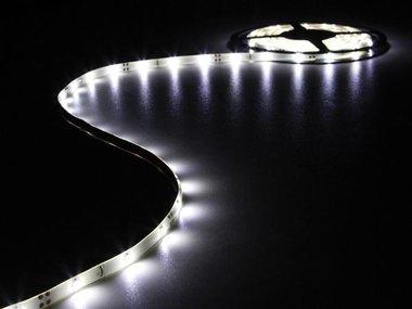 FLEXIBELE LEDSTRIP - KOUD WIT - 150 LEDs - 5 m - 12 V (LB12M110CWN)