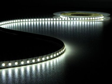 FLEXIBELE LEDSTRIP - KOUDWIT 6500K - 600 LEDs - 5 m - 24 V (LQ24N150CW65N)