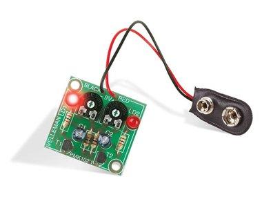 KNIPPERENDE LEDs (MK102)