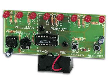 LOOPLICHT MET LEDs (MK107)