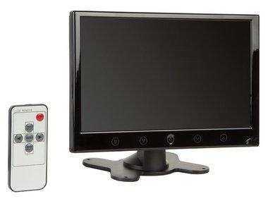 LCD-MONITOR - 9 - VGA/HDMI - AFSTANDSBEDIENING - INGEBOUWDE LUIDSPREKER (MON9TA2)