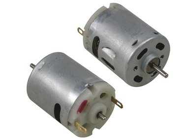 DC MOTOR 12VDC 180mA 11500TPM (6-14VDC) (MOT3N)