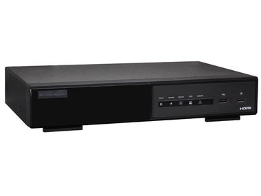 IP-NETWERK-VIDEORECORDER - HD - 4 KANALEN - EAGLE EYES - ETS - SWITCH POE - 1.3 MP (NVR3)