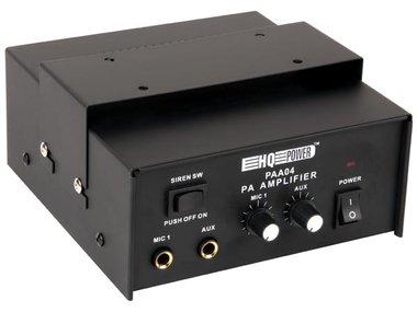 PA VERSTERKER - MONO - 12VDC (PAA04)