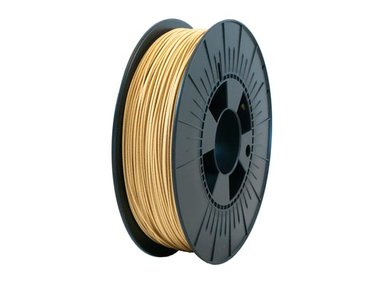 1.75 mm FILAMENT - HOUT - 750 g (PLA175NW05)