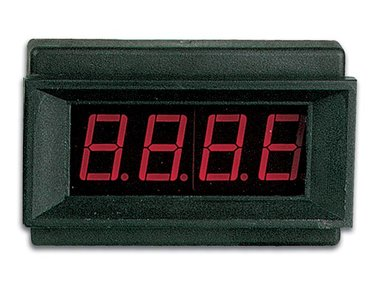LED DIGITALE PANEELMETER  - 9VDC (PMLED)