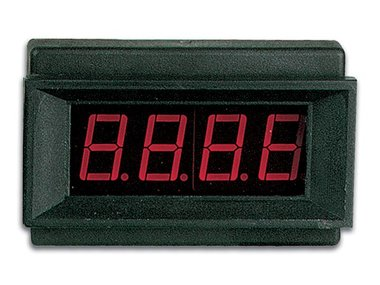 LED DIGITALE PANEELMETER  - 5VDC (PMLED/5)