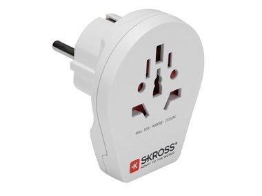 REISSTEKKER - WERELD NAAR EUROPA + USB (SKR1500260)