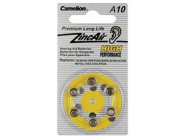 ZINC AIR CEL Camelion 1.4V (6pcs/bl) (V10RC)
