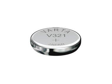 HORLOGEBATTERIJ 1.55V-13mAh SR616 321.801.111 (1st/bl) (V321)