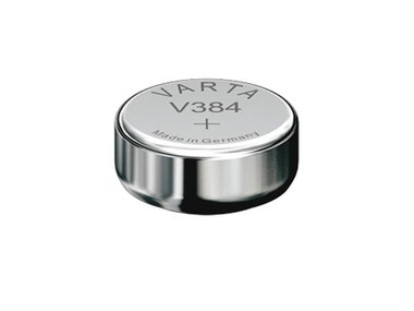 HORLOGEBATTERIJ 1.55V-38mAh SR41 384.801.111 (1st/bl) (V384)
