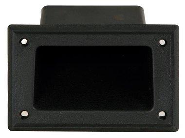 HANDVAT VOOR LUIDSPREKER, PLASTIC, 137 x 87mm (VDAC02)