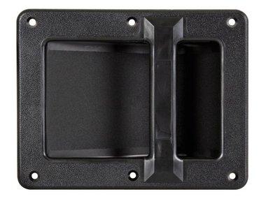 HANDVAT VOOR LUIDSPREKER, PLASTIC, 210 x 160mm (VDAC03)